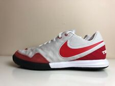 Nike Tiempox Proximo IC Indoor Football Boots Red White UK 11 EUR 46 843961 161