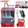 Original LAUNCH Automotive CNC602A Car Fuel Injector Ultrasonic Cleaner Tester