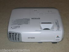 Epson EB-X20 HDMI XGA LCD Projector Data/Video/HD-Ready USB Powerlite Projector