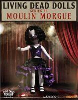 MEZCO LIVING DEAD DOLLS S33 - MOULIN MORGUE - ELLA VON TERRA - NEU/OVP