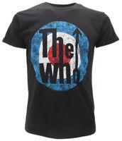 T-shirt Rock The Who logo