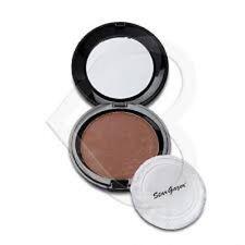 Stargazer Pressed Powder Compact Foundation Cosmetics (Natural Shimmer)