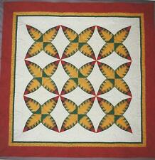 Pineapple Cactus paper piecing quilt pattern by Ruth Powers of Innovations