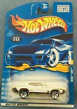 VHTF***2000 Hot Wheels Olds 442 with 5 spoke rims***
