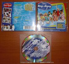 Walt Disney Sing Along - High School Musical 2 [CD / Compact Disc]