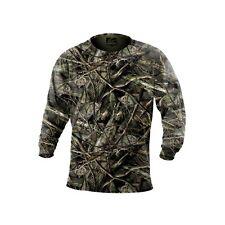 Fishouflage Crappie Fishing Performance Shirt, Long Sleeve Men's Camouflage