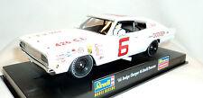 REVELL/MONOGRAM 4842 1966 DODGE CHARGER DAVID PETERSON #6  1/32 Slot Car 85-4842