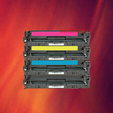 4 Color Toner for HP CP1215 CB540A CB541A CB542A CB543A