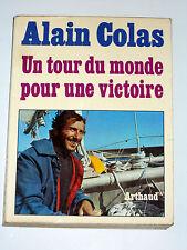 ALAIN COLAS Pen Duick IV Transatlantique 72 Eric Tabarly