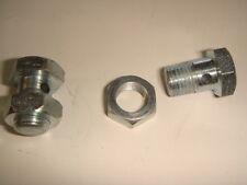 2 morsetto serrafilo cavo freno posteriore Piaggio Vespa 50 e 125 ET3 e PK 50