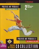 PRINCE OF PERSIA 1 & 2 +1Clk Windows 10 8 7 Vista XP Install