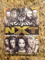 WWE: NXTs Greatest Matches, Vol. 1 (DVD, 2016,3-Disc)NEW Authentic US