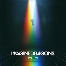 Imagine Dragons Evolve Deluxe Edition 3 Extra Tracks Digipak CD NEW