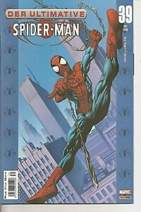 °DER ULTIMATIVE SPIDER-MAN #39 HOBGLOBIN TEIL 4 & 5° Panini DE 2005 B.M. Bendis