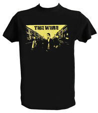 T shirt the wire, mcnulty, serie tv