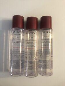 Shiseido Treatment Softner Enriched 75 ml x 3 Bottles Brand New
