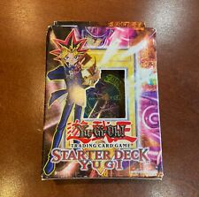 SEALED Original Yugi Starter Deck Unlimited 1996 Original Yu-Gi-Oh Deck - Rare