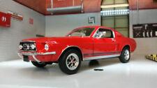 Modellini statici di auto, furgoni e camion rosso WELLY per Ford