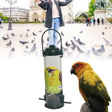2*Traditional Bird Feeding Feeder Feed Station Water BathSeed Tray Hanging G9C