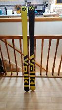 twin tip skis with bindings