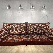 Oriental furniture,floor level sofa,patio furniture,floor cushions / SHI_FS19