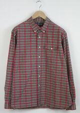 RALPH LAUREN Men's XX LARGE Plaid Button Down Casual Shirt 23264_JS