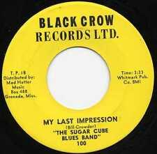 """SUGAR CUBE BLUES BAND """"MY LAST IMPRESSION"""" U.S. PSYCH GARAGE 1967"""