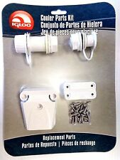 Igloo Cooler Parts Kit 20108 - Hinges, Latches, Drain Plugs - for Igloo Coolers