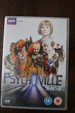 BBC DVD Psychoville Series 2