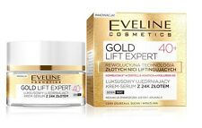 Eveline 24k Gold Lift Expert Rejuvenating Firming Cream Serum 40 Daynight 50ml