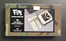 Verlinden 1/35 Scale Resin M4A3 Sherman Engine & Compartment (for Tamiya) 1136