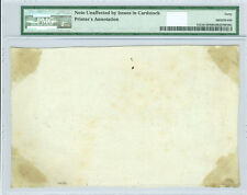 Bank of NB 1820-1832 1£ Redeemable at St John Face Proof CH#515 10-14P PMG EF40