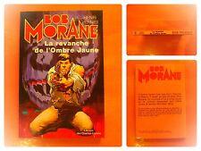 La revanche de l'Ombre Jaune. Bob Morane. Henri Vernes N° 27