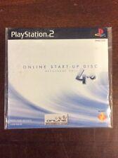 Sony PlayStation 2 Online Start Up Disc Version 4.0 Broadband