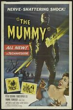 The Mummy P. Cushing cult horror Movie poster #25