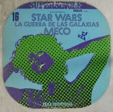 Star Wars Maxi 45 tours Meco 1977