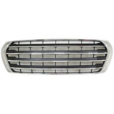 2008-2012 FRONT GRILL CHROME-BLACK 2013 TYPE FIT TOYOTA LAND CRUISER FJ200