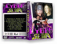 ECW Wrestling: Cyberslam 1997 DVD-R, Extreme Championship Raven Sabu  Tazz