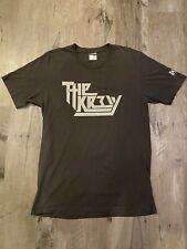Rare Vintage The Krew T Shirt skateboard thin lizzy hat rock music denim jeans
