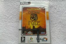 IMMORTAL CITIES CHILDREN OF THE NILE PC ( new & sealed real time strategy game )