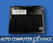 1999 2000 Chevy S10 4.3L ECU PCM ECM PCU Engine Computer 16263494 Pre-Programmed
