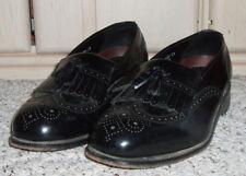 VINTAGE Men's FLORSHEIM Genuine Leather Tassel Loafer Dress Shoes~Size 8.5 3E