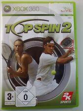 !!! XBOX 360 gioco Top Spin 2, usati ma ben!!!