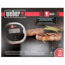 WEBER I GRILL 2THERMOMETER BLUETOOTH GRILLTHERMOMETER, 2 MESSFÜHLER