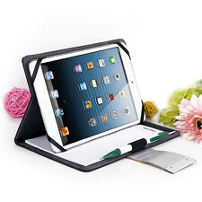 """New Leather Folding Folio Case Cover with Note Page For iPad 2 3 4 9.7"""" Tablet"""