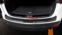 For Mazda CX-5 Car Black Rear Bumper Protector cover trim 2013 2014 2015 2016