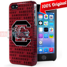 South Carolina GAMECOCKS iPhone 5 5S SE Official NCAA Slim Case Plastic Cover