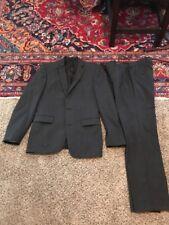 Mens 2 Piece Suit By bar III Slim Fit 36S Jacket Pants 30/30