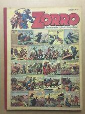 ZORRO Hebdomadaire - Reliure numéro 5 (du 118 au 135) - 1948 - TBE
