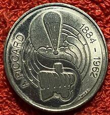 Switzerland KM 63 - 5 Francs 1984 Auguste Piccard - UNC [3/327]